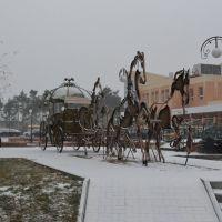 Общественный транспорт города Россошь / Transport, Россошь