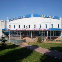 Ледовая Арена 2012г, Россошь
