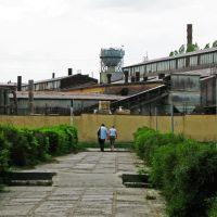 Семилукский огнеупорный завод, Семилуки