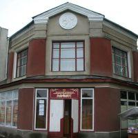 Таловский районный историко-краеведческий музей (14.10.2007г.), Таловая