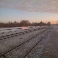 Жд вокзал в Терновке, Терновка