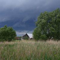 Thundercloud    Грозовая туча, Терновка