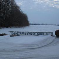 Памяти павшим на полях сражения в 1941 -1945...    Мемориал по дороге в Острогожск..., Хохольский