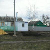 Дом в Дмитриевке рядом с магазином..., Хохольский