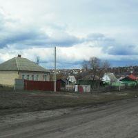 Домики села..., Хохольский