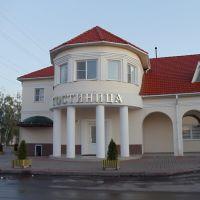 Гостиница, Эртиль