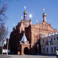 Храм Серафима Саровского, Саров
