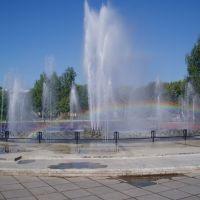 Городской фонтан, Саров
