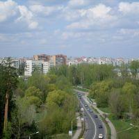 Вид на новый район, Саров