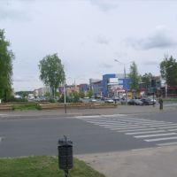 Ул. Московская, Саров