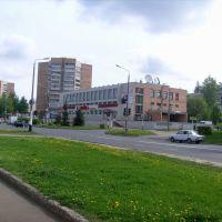 Ул. Силкина, Саров