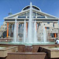 fountain, Саров