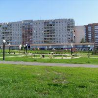 Новый сквер, Саров