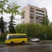 Саров, дом 43 по ул. Силкина, Саров