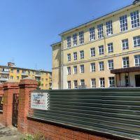 косметический ремонт школы, Саров