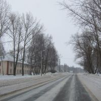 Street in Ardatov, Ардатов