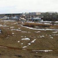 Панорама с холма. Весна, Арзамас