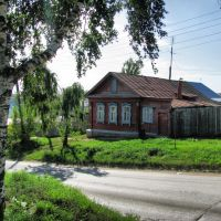 Дом на ул. Космонавтов, Арзамас