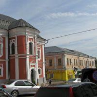 Соборная площадь. Реставрация Ратуши, Арзамас