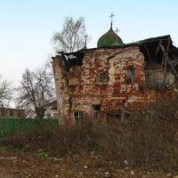 Спасо-Преображенский монастырь. Transfiguration monastery, Арзамас
