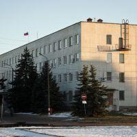 Здание администрации (2014.03), Балахна
