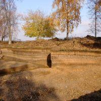 раскопки, Балахна