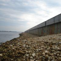 Укрепление берега, Балахна