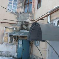 "дом, где ""ОТТИС"", Балахна"