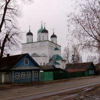 христорождественская церковь, Балахна