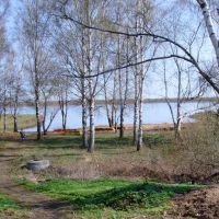 Волга Весна Балахна, Балахна