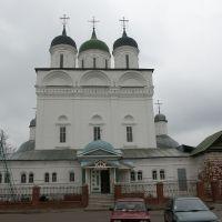 Россия: Нижегородская область: Балахна: церковь Рождества Христова; 10:30 09.05.2006