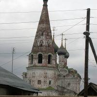 Россия: Нижегородская область: Балахна: церковь Спасская; 11:54 09.05.2006, Балахна