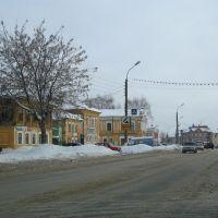 Богородск. Зима. Центр., Богородск