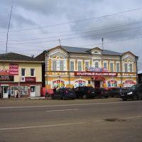 Красочный магазин в центре Богородска/Colorful shop in the center Bogorodsk, Богородск