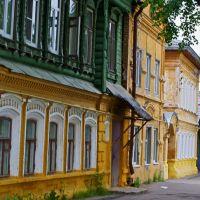 Желтые дома Богородска, Богородск