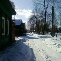 ул. Вознесенская, Богородск