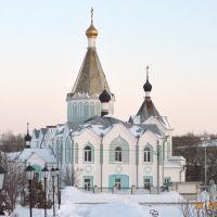 церковь в Богородске, Богородск