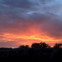 Закат, Большереченск