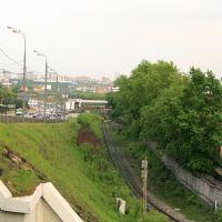 Волгоградский проспект, Большереченск