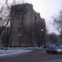 Средняя Калитниковская улица, Большереченск