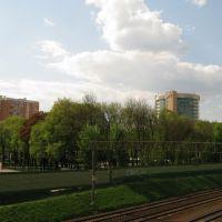 Префектура ЮВАО, Большереченск