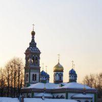 Москва храм святителя Николая, Большереченск