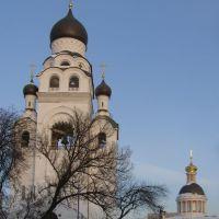 Москва Колокольня старообрядческой церкви, Большереченск