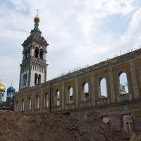 Реставрация., Большереченск
