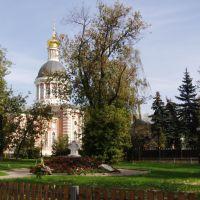 Рождественский Собор и Поклонный крест, Большереченск