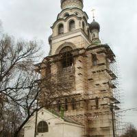Церковь Успения Пресвятой Богородицы в колокольне Рогожской общины, Большереченск