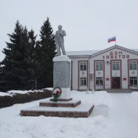 Ленин в Бол. Болдино, Большое Болдино