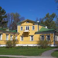 Барский дом болдинской усадьбы Пушкиных, Большое Болдино