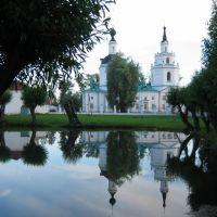 Церковь Успения Пресвятой Богородицы в Большом Болдино, Большое Болдино