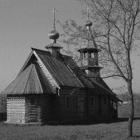 Церквушка, Большое Болдино